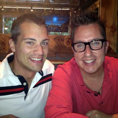 Matt + Brian
