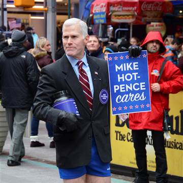 Mike Hot Pence