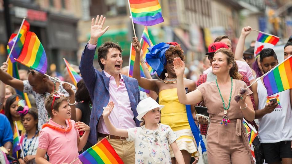 Long Live Justin Trudeau